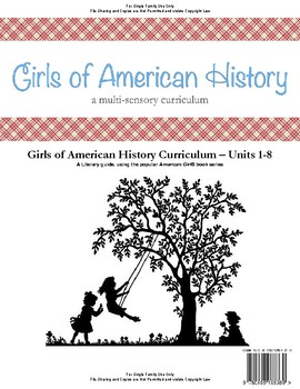 American Girl Units 1-8 - Family License
