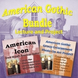 American Gothic Bundle: Lecture and Project