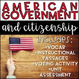 American Government & Citizenship Unit