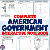 American Government & Civics Interactive Notebook