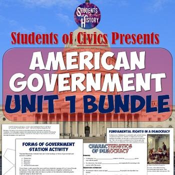 American Government & Civics Unit Plan