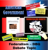 American Government DBQ (Federalism and Physician-Assisted Suicide)
