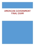 American Government Final Exam