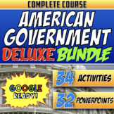 American Government | Full Course | Distance Learning | De