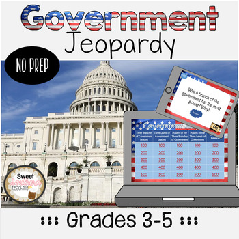 American Government Jeopardy!