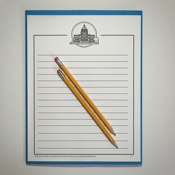 American Government Lapbook Kit