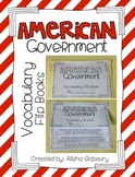 American Government [Vocabulary Flip Books]