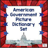 American Government Vocabulary Picture Dictionary