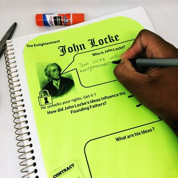 American Government and Civics: John Locke and the ...