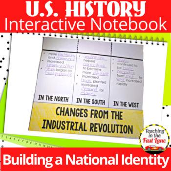 American Growth Notebook Kit  {U.S. History}