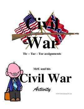 AMERICAN HISTORY - Asignment Tic-Tac-Toe