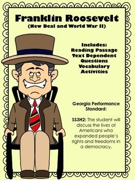 American Hero: Franklin Roosevelt