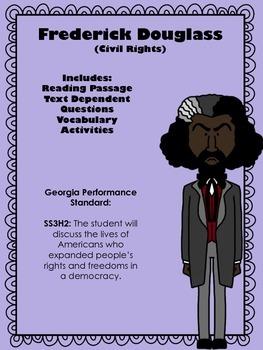 American Hero: Frederick Douglass