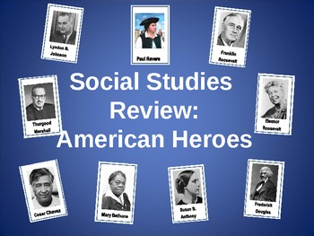 American Hero PowerPoint Review