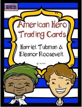 Eleanor Roosevelt & Harriet Tubman