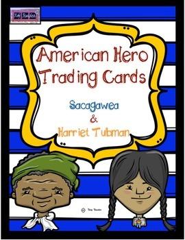 Sacagawea & Harriet Tubman