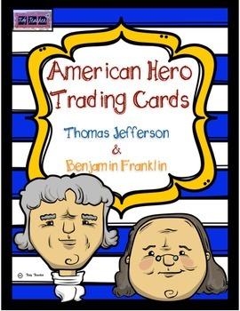 Thomas Jefferson & Benjamin Franklin