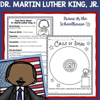 American Heroes Research Activities and Graphic Organizers