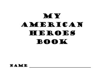 American Heroes Book - 3rd Grade Georgia Social Studies GPS