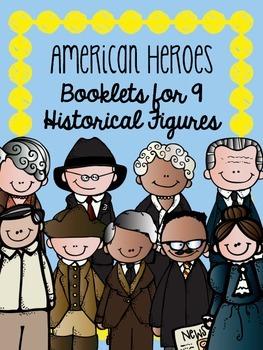 American Heroes Booklets