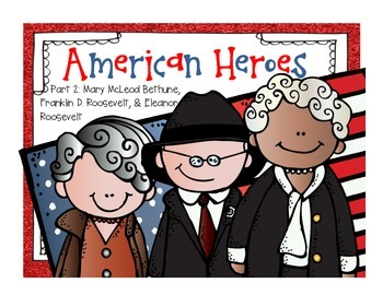 American Heroes Bundle Part 1, 2, & 3 with Living History Museum
