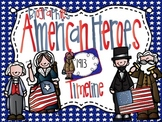 American Heroes Posters and Timeline