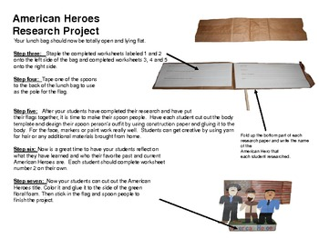 American Heroes Research Collection