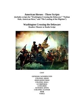 Drama - American Heroes - Three Scripts for U. S. History