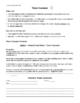 American Historical Investigation Report Unit Plans