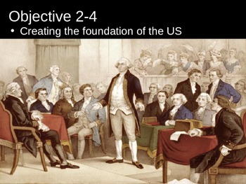 American History 1- Foundations of a new nation