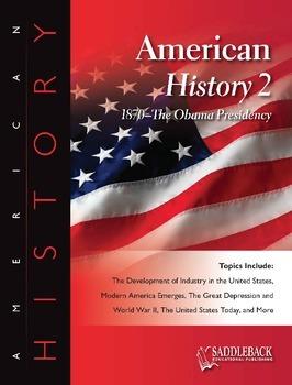 American History 2