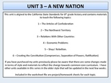 A New Nation - Complete Unit - After the War of Independence