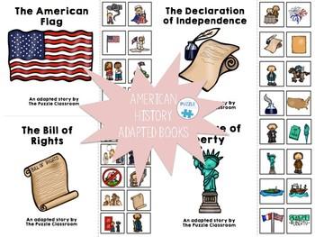 American History Adapted Book Bundle