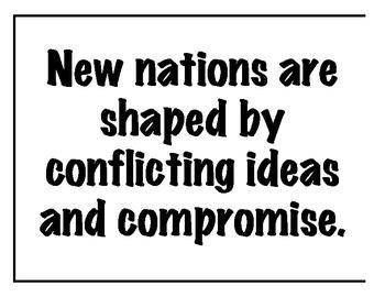American History Big Ideas Cards