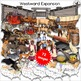American History Clip Art Bundle Westward Expansion, Civil War, Immigration