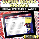 American History Digital Distance Learning Unit