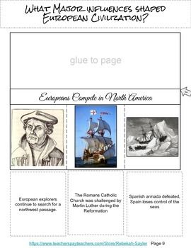 American History: Discovering America and Exploration