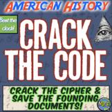 American History Escape Room: Save Constitution, Declarati