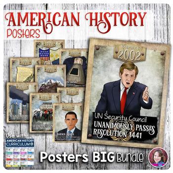 American History COMPLETE Mega-Bundle