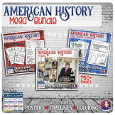 American History Growing Mega-Bundle