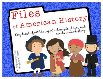 American History Fact Files