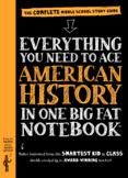 American History For Middle School : The Complete Middle School Study Guide