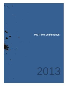 American History II Midterm Exam