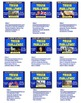 American History Trivia Challenge Bundle! Complete Set of 9 US Review Games!