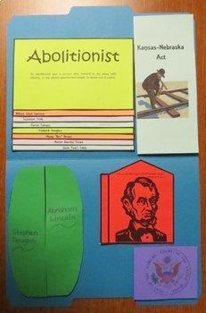American History Lap Books - Bundled Set #2