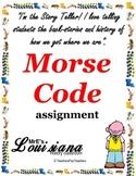 AMERICAN HISTORY - Morse Code practice