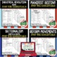 American History Outline Notes JUST THE ESSENTIALS BUNDLE