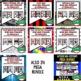 American History Word Wall BUNDLE -418 Pennants (American History Bundle)