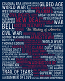 American History Poster