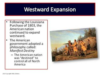 Westward Expansion and Antebellum Period (1789 - 1850): An Engaging Lecture!